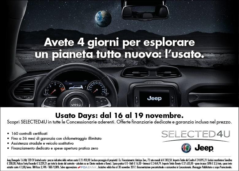 Usato Days - Selected4U