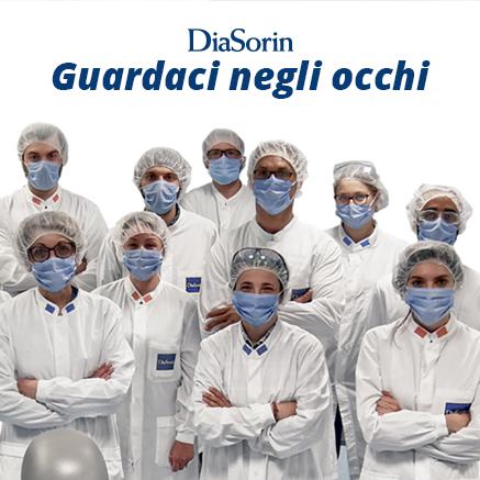DiaSorin campagna stampa