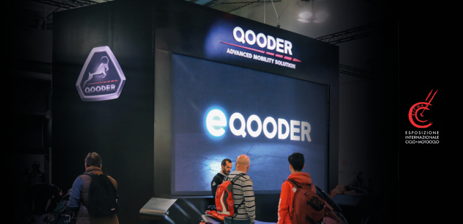 Qooder EICMA 2019