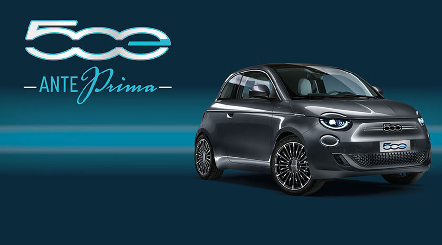 Tour AntePrima per la nuova Fiat 500e - news