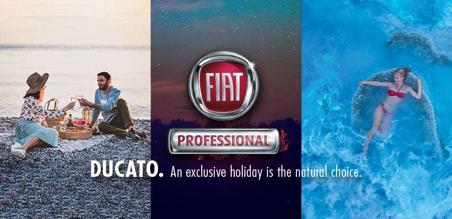 Fiat Professional Ducato - Vacanze stellate