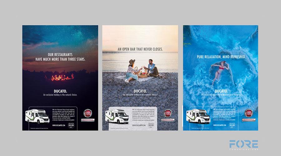 Fore e Fiat Professional vacanze stellate news interna 1