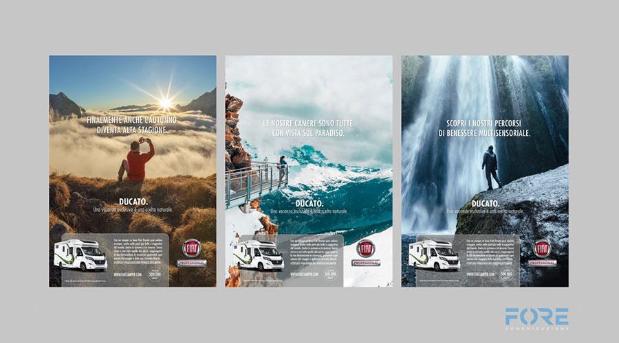 Fore e Fiat Professional vacanze stellate news interna 2