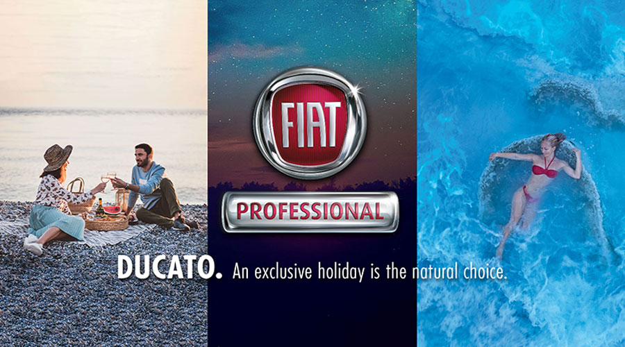 Fore e Fiat Professional vacanze stellate news