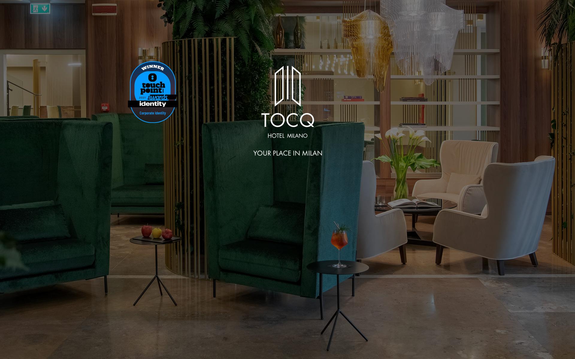Tocq – brand identity